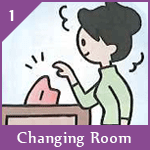 1 Changing Room